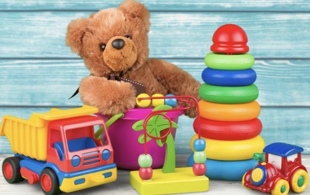 borrowing toys